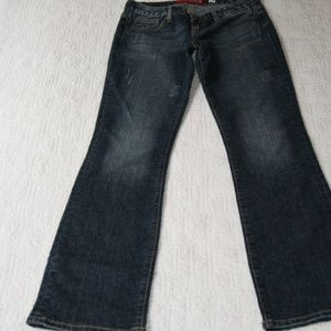 Guess Jeans - Dark Wash Boot Stretch - Like New